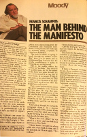Francis Schaeffer The Man Behind the Manifesto (Article)